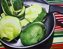 Still Life Painting   Oil Paint