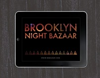 Brooklyn Night Bazaar - Digital Publication