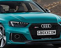 2020 Audi RS4 Avant