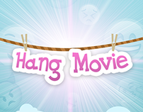 Mobile game «Hang movie»