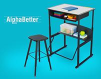 AlphaBetter Microsite