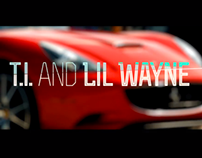 "T.I. & Lil Wayne ""Wit Me"" Titles"