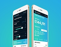 Wealthify — Web app