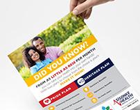 Medical Scheme Poster Design