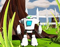 CBBC Robot Ident