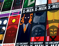 The Avengers and the X-Men (Cornered)
