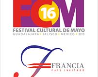 Colaboracion con el Festival Cultural de Mayo