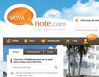 Voyanote Tunisie