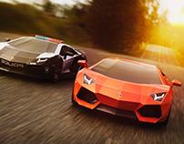 Lamborghini Aventador Paper-Super-Craft