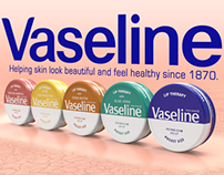 Unilever Vaseline Advertisement