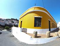 Espaço Casa Amarela em Mêrtola
