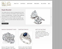 vapor shop website design