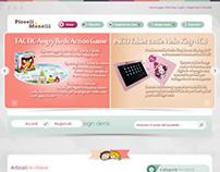 E-commece Toys Store
