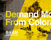 Roan Energy Plan - Harnessing Colorado's Energy