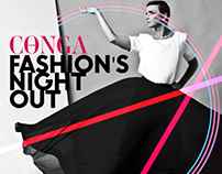 Conga Club - Fashion's Night Out