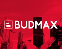Budmax Brand Identity