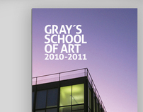 GRAY´S SCHOOL OF ART 2010-2011