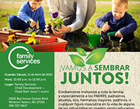 Family Services Promotion