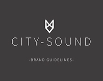 City-Sound Brand Guidelines