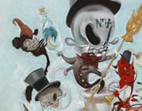 (Poster Design) Nick Cave ATP, Australia Tour