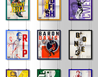Players Only Retro Posters