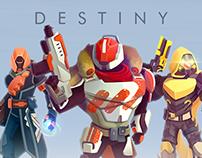 Destiny Infinity Fanart