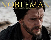NOWHERE MAN by Michael Barr for Nobleman Magazine