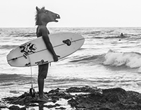 Surf and White