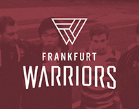 FIS // Frankfurt Warriors // Sports Teams