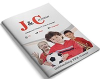 A5 Brochure Design and Printing