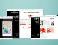 Clinicadentaltellez.com - Dental clinic website.
