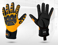 UVEX WORK GLOVES