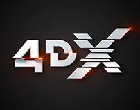 Cinepolis 4DX Logo
