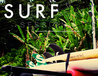 Surf Session - Tahiti 2013