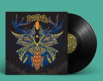 Bee Mask Hyperborean Trenchtown LP