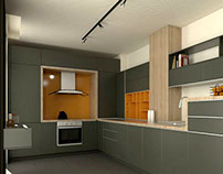 Various Situations - Kitchen
