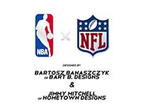 NBA x NFL