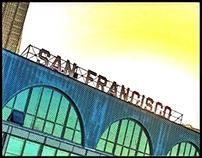 • • • San Francisco series