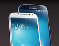 Samsung Galaxy S 4 Landing Page for Multiple carriers