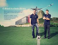 Brasil, a bola da vez - Itautec