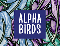 A-Z of Birds - Alphabirds