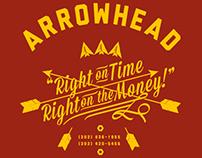 ARROWHEAD PLUMBING SERVICE LLC. | Branding
