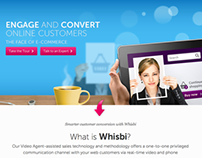 Whisbi website