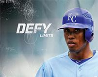 Nike Baseball DEFY Campaign