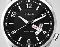 Citizen Eco-Drive watch