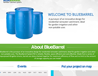 Blue - Website