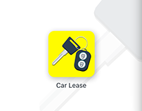 Car Lease | Mobile application | UI design