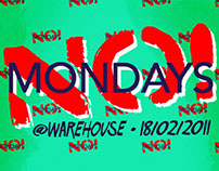 NO Mondays with LCD Soundsystem