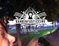 Bambi&Pasticcino web layout