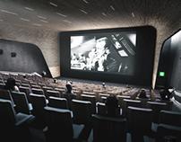 Cineteca Nacional Interiors